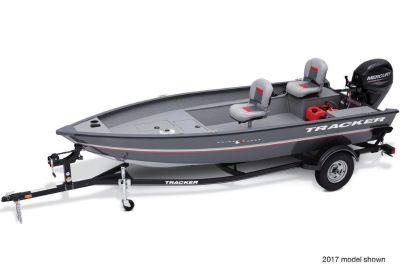 2018 Tracker Guide V-16 Laker DLX T Jon Boats Gaylord, MI