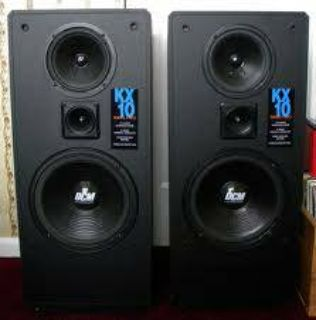 Home theaterstereo speakers
