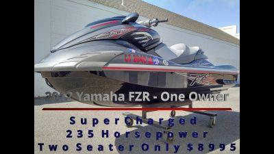 2012 Yamaha FZR PWC 2 Seater Salinas, CA