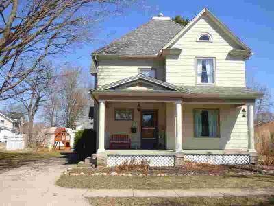 213 W North Street Bremen Three BR, highly sought after location!