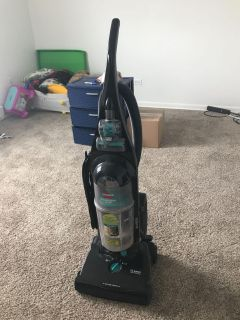 Bissell clean view Helix vacuum