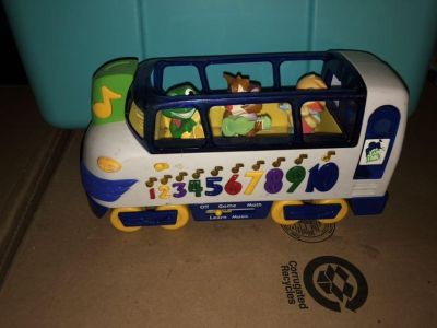 Leapfrog counting train