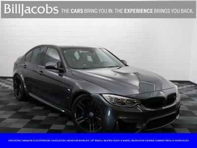 2015 BMW M3 Base (Mineral Gray Metallic)