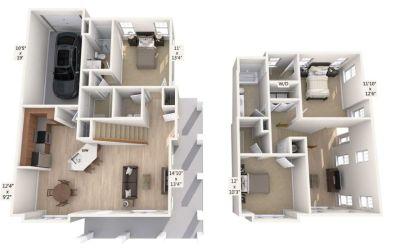 $9180 3 apartment in Roseland