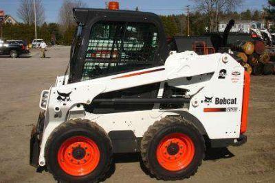 2015 Bobcat S510 T4 SKID STEER