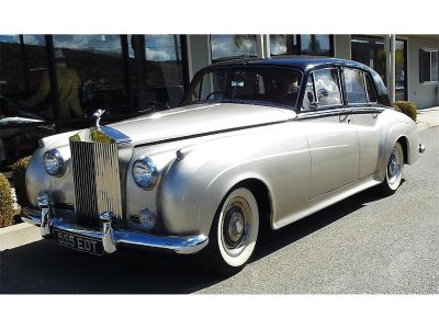 1959 Rolls-Royce Silver Cloud