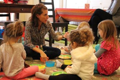 French Classes for Small Children in Alexandria