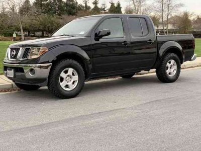 Used 2006 Nissan Frontier Crew Cab for sale