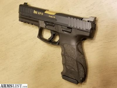 For Sale/Trade: HK VP9 - KG Gunkote Slide & Barrel