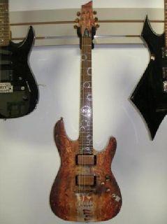 Schecter Research Apocalypse Guitar