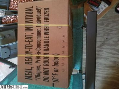 For Sale: MRE