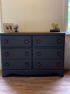 Trumble Furniture Dresser