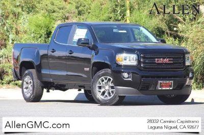 2019 GMC Canyon 4WD All Terrain w/Cloth (onyx black)