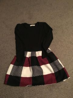 Size small Christmas dress $10, only wore 1 time