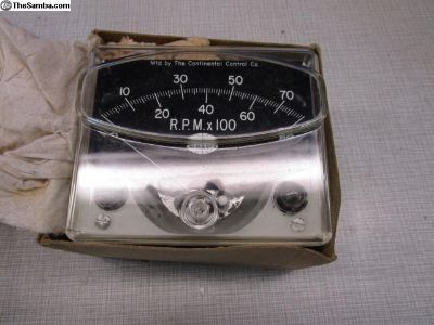 NOS boxed early Empi tach