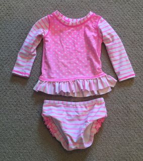 Ruffle Butts swimsuit 12-18 months
