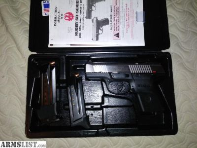 For Sale/Trade: Ruger SR9c