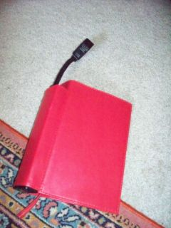 Lighted small book cover