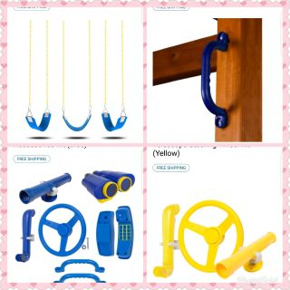 Looking for any swing set accessories