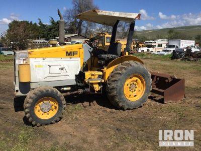Massey Ferguson 640 4WD Tractor