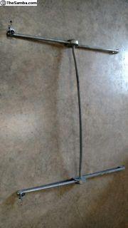 Westfalia westy front pop top strut hinge