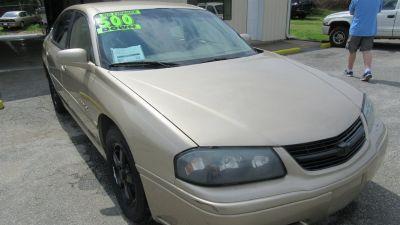 2004 Chevrolet Impala LS (Tan)