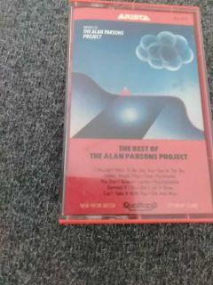 Alan Parsons Project cassette