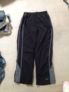 Like-New Reebok Ladies Workout Pants, Large