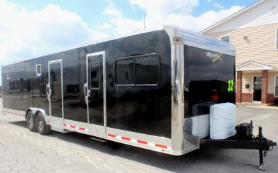 Just Arrived! 32' w/12'XE LQ Layout 20' Garage