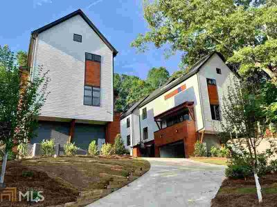 Three BR, Spring into these Stunning Townhomes in Candler Park!