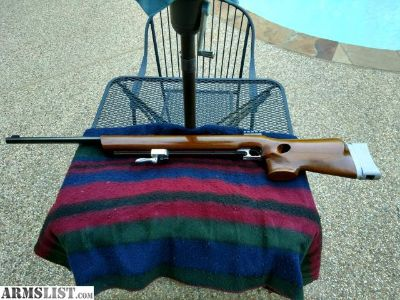 For Sale: Winchester Model 52C With Bull Barrel