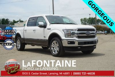 2018 Ford F-150 King Ranch (stone)