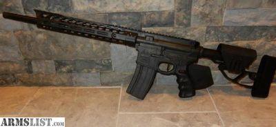 For Sale: black rain ordnance Battle worn 5.56 ar15 NY compliant