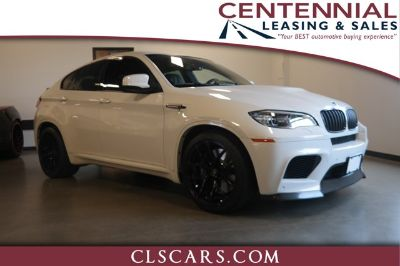 2014 BMW X6 M Base (Alpine White)