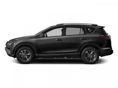 2016 Toyota RAV4 Hybrid XLE (Black Sand Pearl)