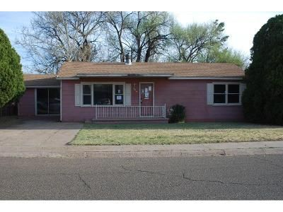 3 Bed 1 Bath Foreclosure Property in Clovis, NM 88101 - Park Dr
