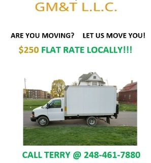 GM&T L.L.C Movers & Haulers