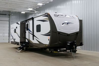 New 2020 SolAire 316RLTS rear living travel trailer RV camper