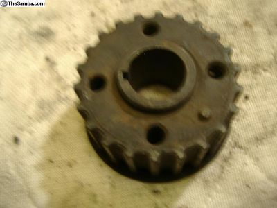 VW Diesel crankshaft sprocket 77 - 81 yr
