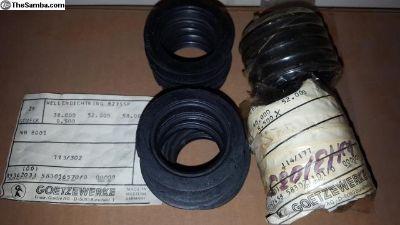 NOS German T3 or Ghia Disc Brake Wheel Seal