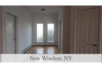 New Windsor is the Place to be! Come Home Today. Single Car Garage!