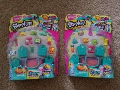 BNIB: Shopkins 12-Pack, Season 3