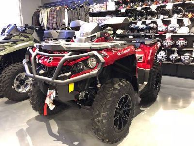 2018 Can-Am Outlander XT 650 Utility ATVs Grantville, PA