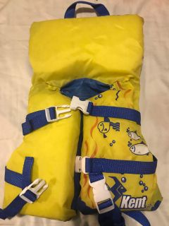 Toddler life jackets / floats