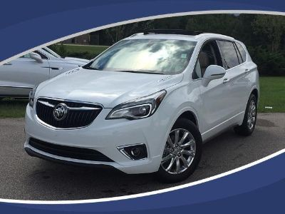 2019 Buick Envision FWD 4dr Essence (summit white)