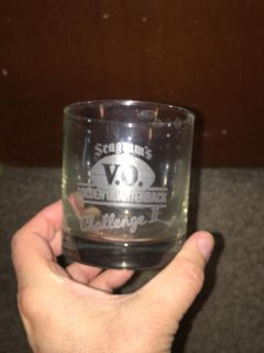 Seagrams glass