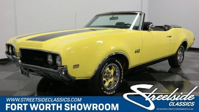1969 Oldsmobile Cutlass Convertible
