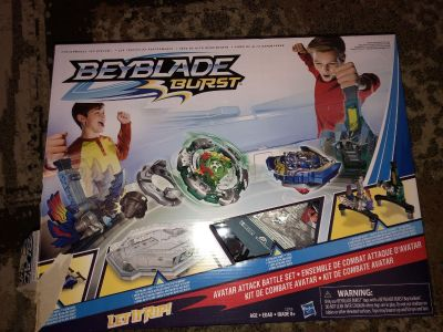 Beyblade burst with extra tops