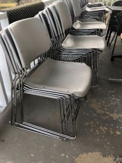 200 chairs