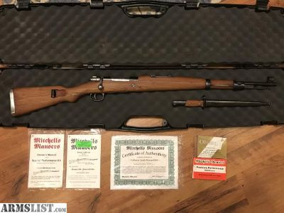 For Sale/Trade: Yugoslavian M48 8mm Mauser (Mitchell s).